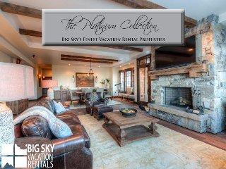 Big Sky Moonlight Basin | Cowboy Heaven Luxury Suite 7A