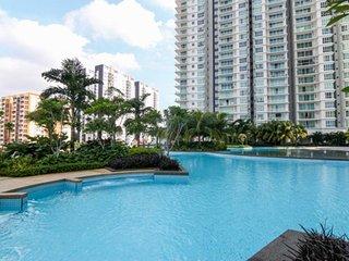 Amazing Beach Apartment at Kuala Lumpur City Center
