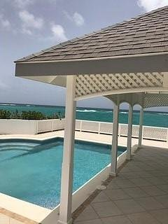 pool verandah
