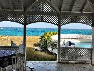 Barbados Ocean Breeze Villa oceanfront in St. Philip