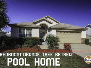 Orange Tree Retreat Disney Villa (OT16013)