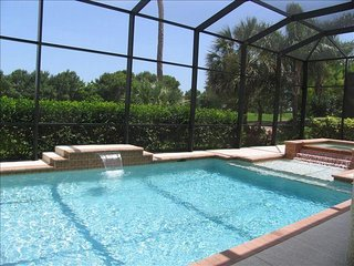 Outdoor Kitchen, 8 Bikes, Golf Front, Pool Table, Spa, Tennis, Salt H20 Pool Gym