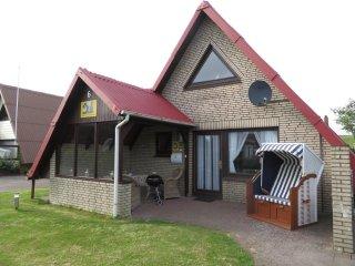 Ferienhaus Seemannsgarn 2 Urlaub direkt an der Nordsee