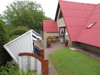 Ferienhaus Seemannsgarn 3 - Urlaub direkt an der Nordsee