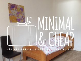 KIWI Hostel - günstige Einzelzimmer, cheap rooms
