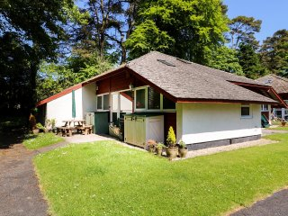 TRELESSY LODGE, WiFi, Smart TV, open plan, Ref 960184