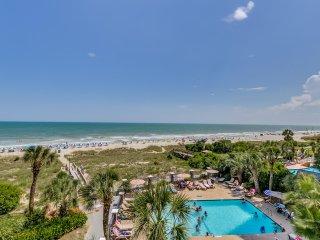 Luxury Oceanfront 2/2 at the Carolina Dunes!