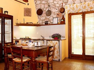 Apartment with garden access - Pettirosso