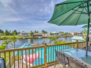 Waterfront 4BR Hernando Home w/Private Dock & Pool