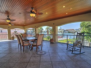 NEW! Waterfront 5BR Clearwater House w/ Balcony!