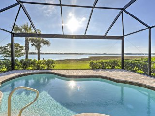 Estero House w/ Covered Lanai & Pool Near Beaches!