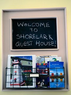 Guest House: Welcome!