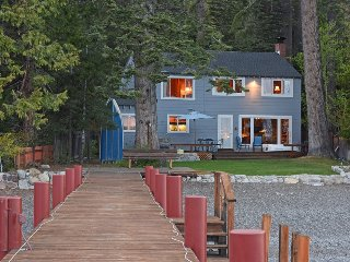 Lakefront Family Home with Private Pier