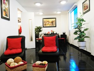 White Hope Apartment, se ubica cerca a todos los lugares turisticos de Lima