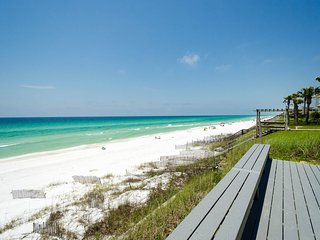 'The Point' Gulf Front with Private Beach Access! Unforgettable Views!