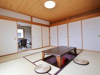 Open sale ! VIP rooms near Kawaguchiko.