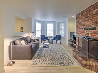 Shaw, DC Apartment: Walk to Metro, Sights, & Cafes