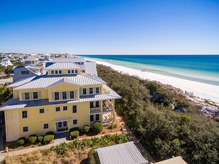 Beachside #21 ~ Stunning Gulf Front WaterColor Condo! Sure to Impress!
