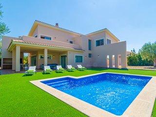 MIRABELLA - Villa for 10 people in Sa Ràpita