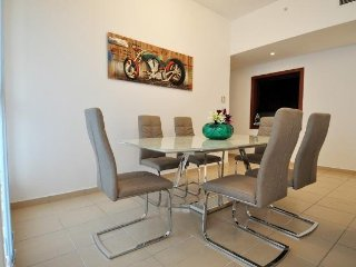 Exclusive 3 Bedroom Apartment with Balcony in JBR