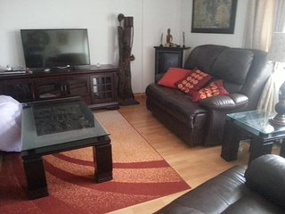 Entire fully furnished apartment