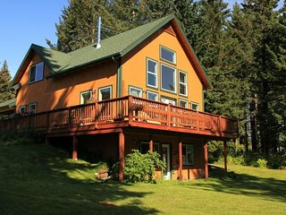Beautiful and Airy Home in Homer, Alaska!