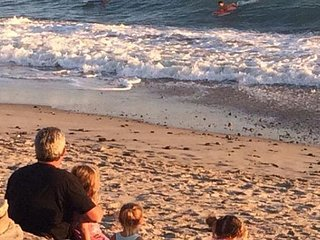 RATES REDUCED! Family Beach House On The Sand! Sleeps 8