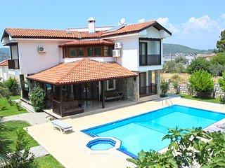 8 People For Holiday Villa Sophia in Oludeniz
