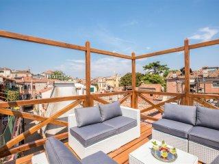 Gondolieri Venetian Roof Terrace