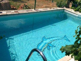 Casa 5 personas Planta Baja con piscina compartida