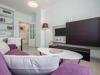 Apartamento de Lujo, tranquilo y luminoso en el centro de Sevilla.