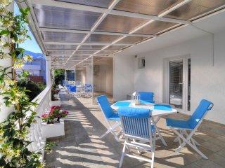 Bayview Apartment, Tivat, Montenegro, Sea view, large terrace.
