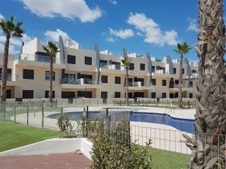 Top floor apartment Playa Elisa Bay