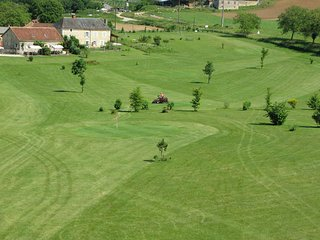 Le Cerisier, Holiday Cottage with free pitch&putt