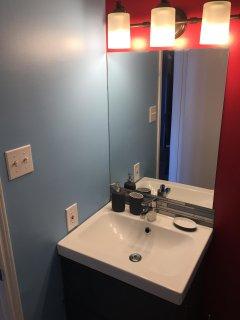 Vanity - Guest Room
