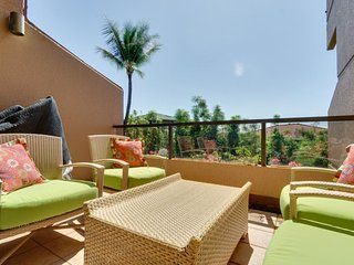 Kahana Villa E410 - Oceanview condo w/ grill, patio, & shared pool/hot tub!