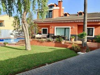Villa de Lujo con Piscina y barbacoa