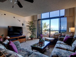 Kahana Villa E609 - resort hot tub, pool, & nearby Kahana Beach!