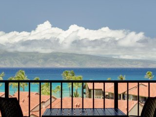 Kaanapali Shores 842 - pool, hot tub access, & beach just steps away!