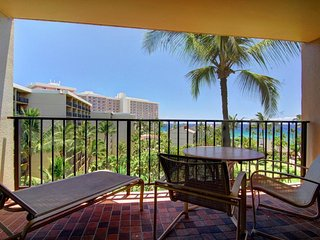 Kaanapali Shores 725 - easy access to pools, hot tubs, beach, and much more!