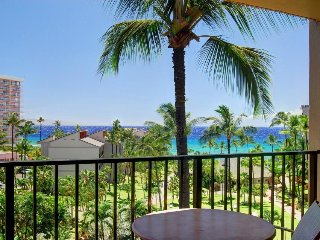 Family-friendly condo with easy access to pools, hot tubs, beach, and much more!