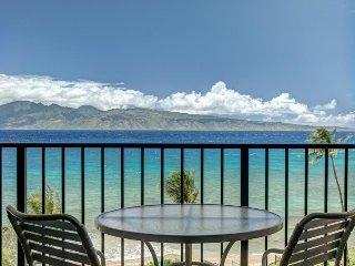Kaanapali Shores 706 - beach access, resort pools & hot tubs, amazing views!