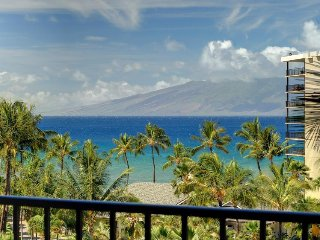 Kaanapali Shores 643 - Resort hot tubs, pools, & views of the nearby beach!