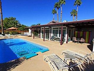 Palm Springs Tiki House