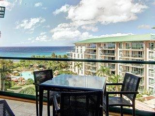 Honua Kai - Hokulani 723 oceanfront studio w/ ocean views, pools/hot tubs, & gym
