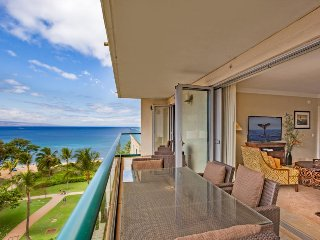 Honua Kai - Hokulani 504: Oceanview, private lanai, resort pools, steps to beach