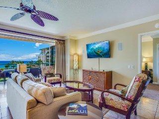 Honua Kai - Hokulani 425 w/ glorious ocean views, lanai & resort pools/hot tubs!
