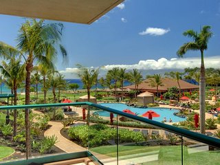 Honua Kai - Hokulani 209 w/ ocean views, resort hot tubs/pools & beach access!