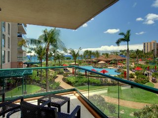 Honua Kai - Hokulani 209 w/ ocean views, resort hot tubs/pools & beach access!