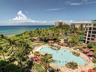 Garden-view condo w/resort pools, hot tubs & oceanfront location - walk to beach